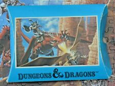 DUNGEONS & DRAGONS 1986 Promotional 90pc Jigsaw