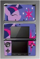 Twilight Sparkle My Little Pony Friendship is Magic Game SKIN Cover Nintendo 3DS