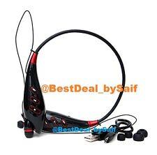 Sporty SL-BT04 Wireless Bluetooth Headset, call functions,Sleek Custom Earbuds