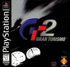Gran Turismo 2 - PS1 PS2 Playstation Game Only