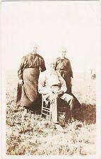 RARE c1905 J.B.T MCLEOD JERICO SPRINGS MISSOURI MO REAL PHOTO POSTCARD RPPC NICE