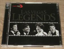 Capital Gold Las Vegas Legends (2CD 2003) Frank Sinatra, Tom Jones, Tony Bennett
