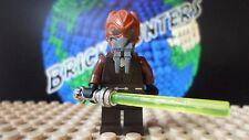 LEGO® Star Wars™ Jedi Master Plo Koon  minifig w/ lightsaber - Lego 8093 7676