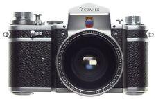RECTAFLEX Liechtenstein SLR VERY RARE VERSION Makro kilar 1:2.8/4cm lens cased