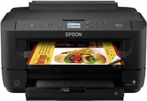 Epson WorkForce WF-7210 Wireless Wide Format Color Sublimation Printer, New