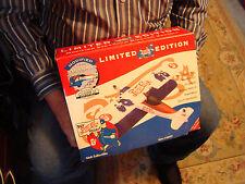 Gear BOX--Diecast Airplane--Limited Edition Pepsi Cola 1932 Stearman BIplane