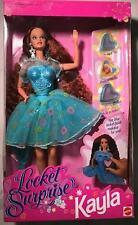 "Barbie; Locket Surprise Kayla 12"" Doll - 1993 - Mattel - Misb"