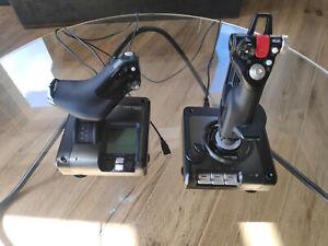 Logitech G Saitek X52 Pro Flight USB Joystick