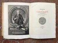 Descripción de La Catafalco Duque De Saint-Aignan Rouette Rombos Leon Gy 1906