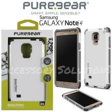 PureGear Samsung Galaxy Note 4 Dualtek Extreme Impact Rugged Case Cover White