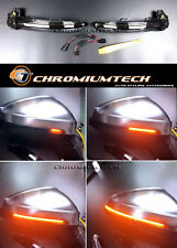 LED Mirror Signal Light Dynamic Blink Sequential 2015 up Audi B9/8W A4/S4/RS4