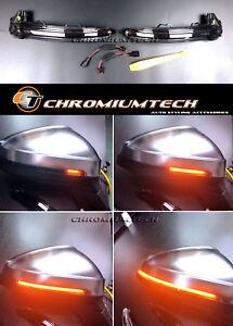 LED Spiegel Signal Licht Dynamic Blink Sequenzielle 2015 Oben Audi B9/8W A4/S4