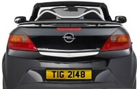 TIG 2148 Tigra Tiger Vauxall tigger Personalised Registration Number Plate