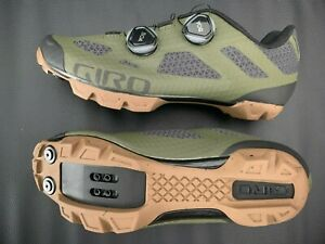 Giro Sector Clipless Mountain Bike Shoes - size 42 / US 9 - NEW