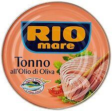 Rio Mare Tonno Thunfisch in Olivenöl 1000gr 1kg aus Italien Yellowfin PREMIUM
