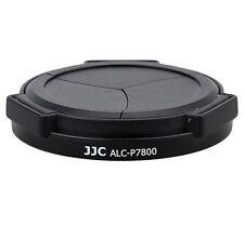 UK Store! CameraPlus® ALC-P7800 Automatic Lens Cap for Nikon P7700 P7800 - BLACK