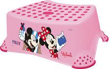 Disney Minni Maus rosa Hocker Toilettentrainer Trittschemel bis 100 kg