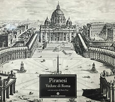 (Fotografia) PIRANESI  VEDUTE DI ROMA -  Mondadori 2000