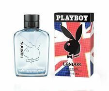 Playboy London Eau De Toilette Spray for Men 100 ml Free Shipment