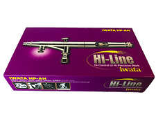 ANEST IWATA HP-AH High Line Series Airbrush 0.2 mm 0.4 ml HP AH Gravity NEW
