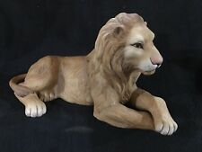 Boehm Made in England Lion #402-22 - Peace will Reign in the Kingdom - Mint