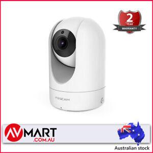 Foscam R2M Indoor IP Camera - 2MP 1080P, HD, Pan & Tilt, Night Vision, Wireless