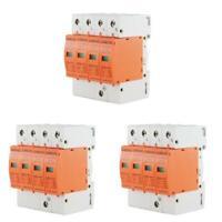 #QZO 4P Surge Protector Low-voltage Protective Arrester Device Circuit Breaker