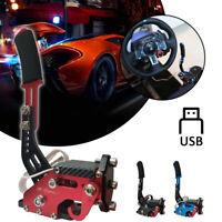 14Bit PC USB Handbrake SIM for Racing Games G27/G29 T500 FANATECOSW DIRT RALLY