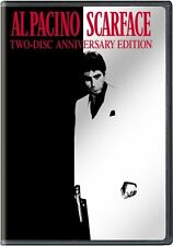 Scarface  DVD Al Pacino, Steven Bauer, Michelle Pfeiffer, Mary Elizabeth Mastran