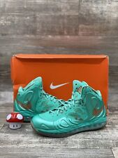 Nike Air Hyperposite Foamposite Statue of Liberty Green Teal Gold 524862-301 8
