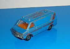 Tomica / TOMY 1 Loose Vehicle No. F22 Chevrolet Chevy van Blue