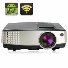 Neues AngebotCAIWEI LED Smart Android WiFi Projector Home Cinema HD Netflix Movie HDMI