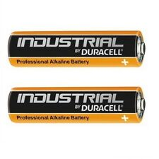 500x Duracell Industrial Aa Mignon Alkaline LR06 Batteries MN1500 1,5V New Ware