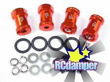 ALUMINUM HEX DRIVE 15MM ADAPTER OR TRAXXAS 1/16 MINI E REVO SUMMIT SLASH 4x4 VXL
