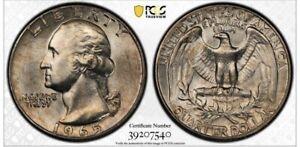 1965 25C Washington Quarter Dollar PCGS MS67.   39207540