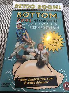 Bottom - Live 2001 (DVD, 2001) Available @ Retro Room 1982