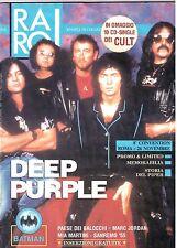 Raro! Rivista Musicale N. 6 Deep Purple