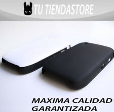 Carcasa funda compatible Blackberry 8520 Curve PACK BLANCO Y NEGRO