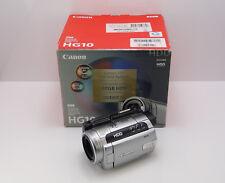 Videocámara Canon HG10 en caja de alta definición HD Digital Video de disco duro de 40GB