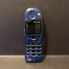 Vintage Nokia Mobile Cell Phone Faceplate Y2K Times Square New York 1999 - 2000