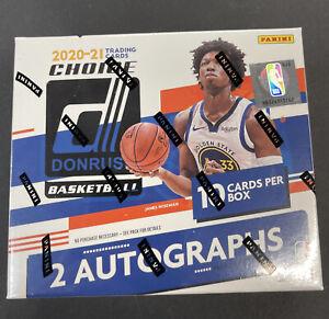 2020-21 Donruss Choice Basketball Hobby Box NEW NBA 2020-2021 Panini