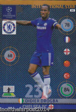 2014/15 Adrenalyn Xl Champions League Chelsea Didier Drogba International Star