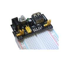 MB102 Bread Board + 3.3V & 5V Power Supply Module for Arduino Raspberry Pi