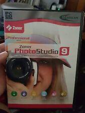 Zoner Photo Studio Professional Edition  - PC CD ROM - FAST POST