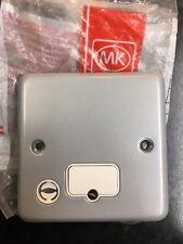 MK Metalclad Plus K989ALM UNSWITCHED SPUR/FLEX OUTLET-FLUSH MOUNT