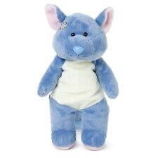 """Me To You Blue Nose Friends 10"""" Floppy Plush Snugs the Chinchilla"""