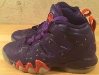 Nike Air Max Barkley (gs) Purpleteam Orange Shoes 488245