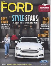 My Ford Magazine Summer 2016  Mustang 2017 Explorer 17 News