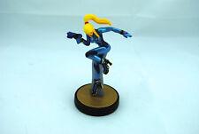 Figurine Amiibo SUPER SMASH BROS. N°40 ZERO SUIT SAMUS vendue sans boite