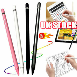 Universal Capacitive Touch Screen Pen Drawing Stylus For iPad Android Tablet UO